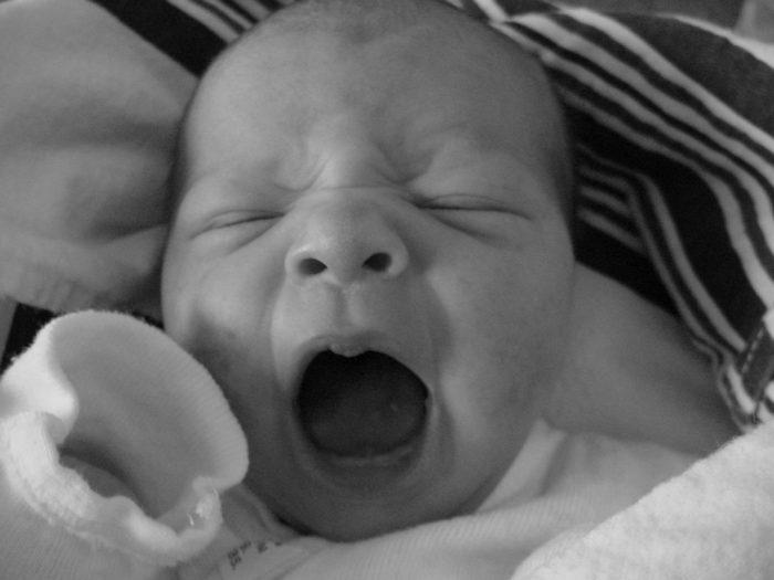 douleur sommeil bébé ostéopathie pédiatrique
